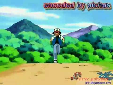 Pokemon Opening 3 Latino Viajes Johto