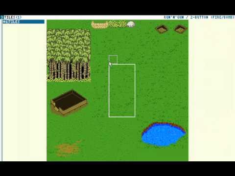 Arcade Game Studio™ Tutorial: Creating a Run'N'Gun game