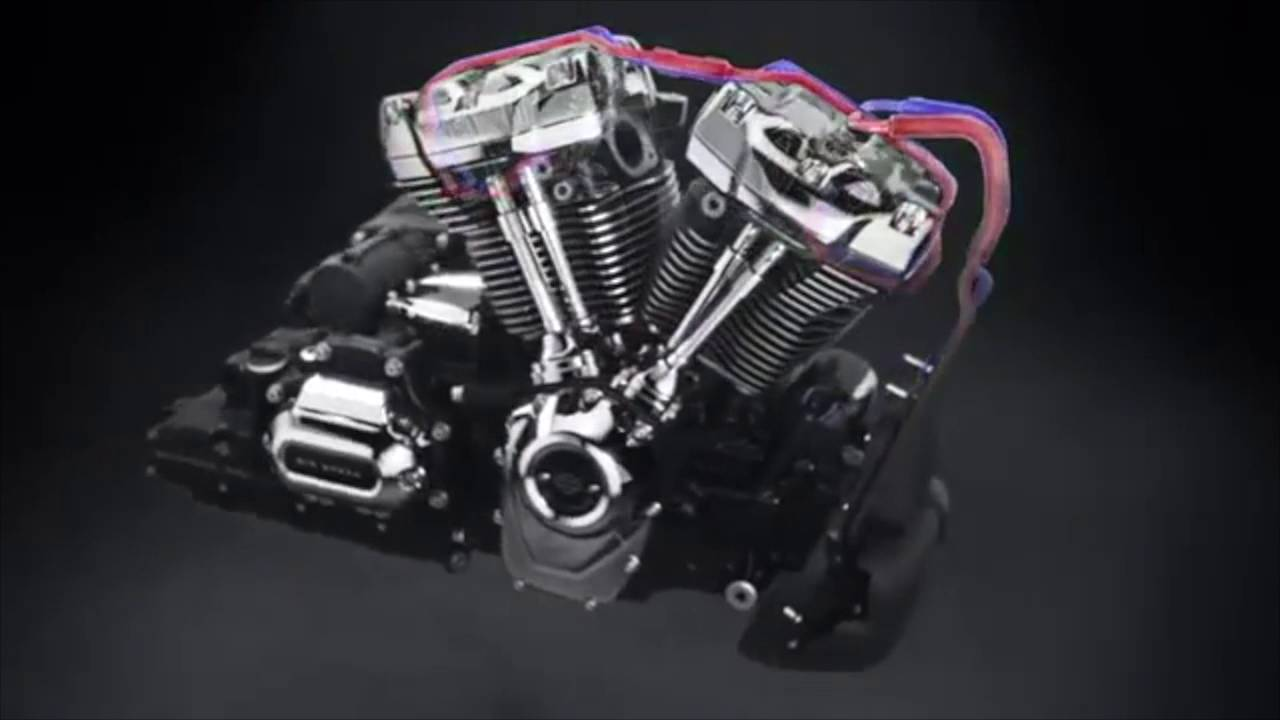 Harley Engine Cooler : New harley davidson ci milwaukee eight engine oil