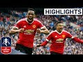 Everton 1-2 Manchester United | Martial Wins It For United! | Emirates FA Cup 2015/16 (Semi-Final)
