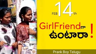 Feb 14th Girlfriend Ga Untara || Comment Trolling Part 7 || Telugu Pranks || Prankboy Telugu