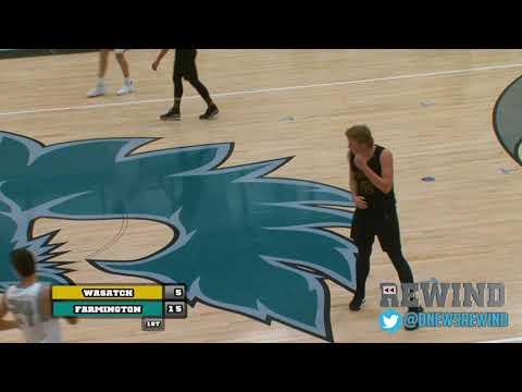 Deseret News Rewind - Wasatch @ Farmington (Boys Basketball) {12-4-18}