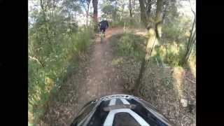 downhill el bosque bello antioquia
