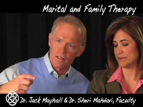marital and family therapy The graduate programs in counseling at southern nazarene university offers  the opportunity for specialized education in the area of marital and family therapy.