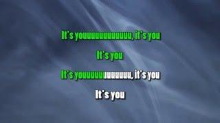 ZAYN - It's You ( Karaoke / Instrumental )