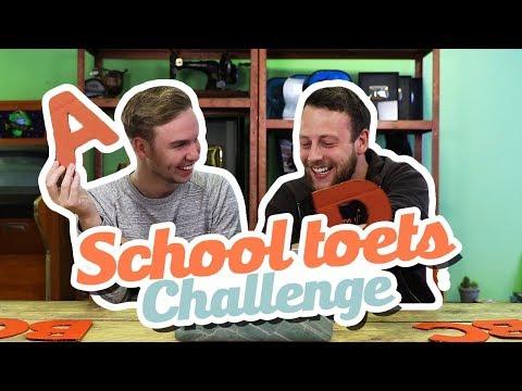 BASISSCHOOL TOETS CHALLENGE!