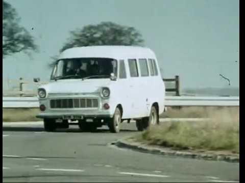 Leaving A Motorway   UK Public Information Film