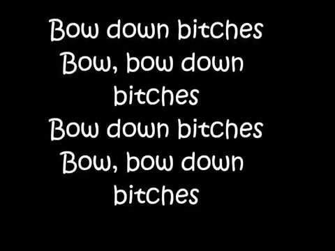 Beyoncé - Bow Down (I Been On) (Lyric Video)