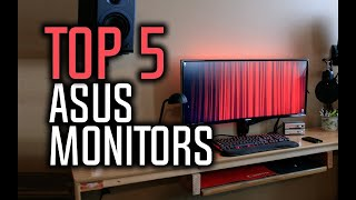 Best ASUS Monitors in 2018 - Gaming, Casual, Budget & Professional