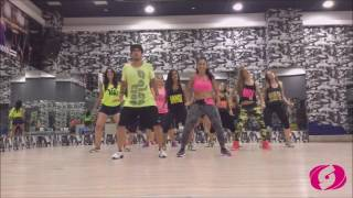 Gyal Wuk - Machel Montano - Salsation Choreography