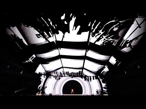 Multimedia Show / Video Mapping / Ceiling Projection / Daniel Stryjecki