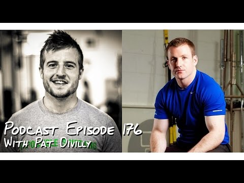 Adventure, Success, Passion & Health, You Can Have It All with Pat Divilly - Podcast - 176