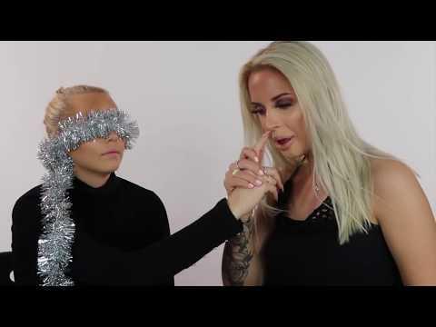 Touch my body challenge - Tar på hverandre // Isabelle & Martine
