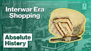 Why Sugar Became The Signature Of 1930s Britain   Turn Back Time: The High Street   Absolute History