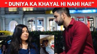 Delhi on Viral auto kiss video | Limit of PDA | Public Hai Ye Sab Janti Hai | JM Jeheranium