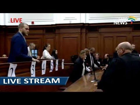 Judgment in Van Breda murder case