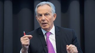 video: Politics latest news: None of the Labour leadership candidates have shown they could win in five years, Tony Blair says