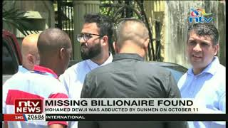 Tanzania's billionaire businessman is back home safe