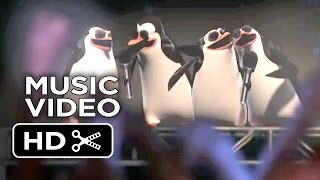 "Penguins of Madagascar - Pitbull Music Video - ""Celebrate"" (2014) - HD"