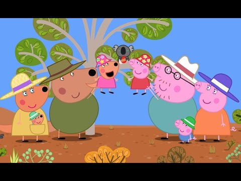 Thumbnail: PEPPA PIG MY FIRST CINEMA EXPERIENCE: PEPPA'S AUSTRALIAN HOLIDAY – Trailer – In Cinemas March 16