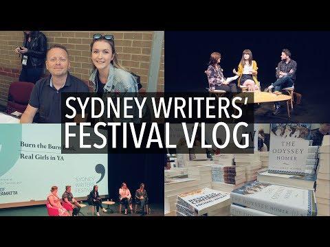 VLOG | Sydney Writers' Festival 2018