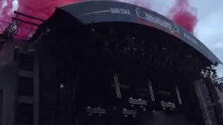 Rammstein Intro Ramm 4 Live Download festival Paris 2016