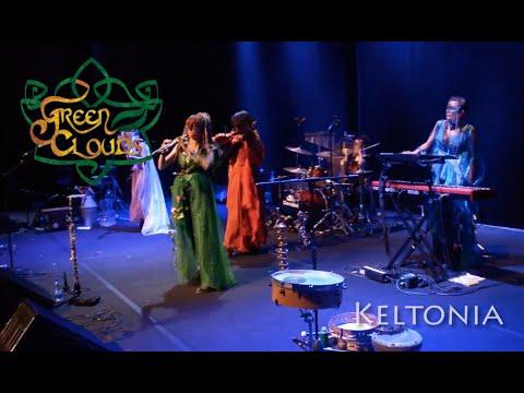 KELTONIA - Green Clouds Live @ Auditorium Parco della Musica di Roma