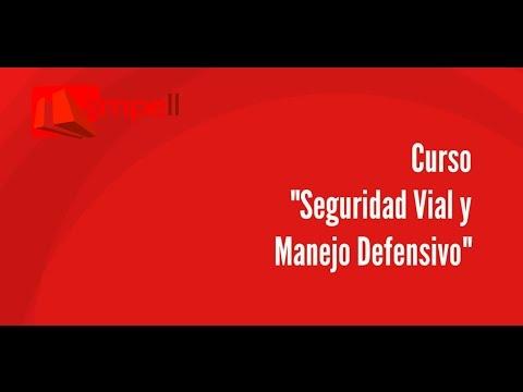 SEGURIDAD VIAL Y MANEJO DEFENSIVO (PERÚ)