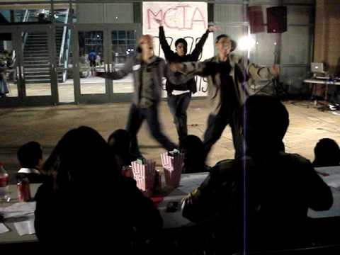 MCIA AUDITIONS 08-09: MARC, MARLO, and MATT