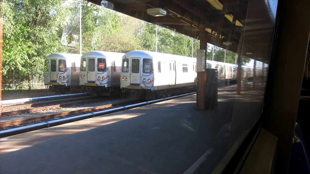 Staten Island Railway Full Ride, New York