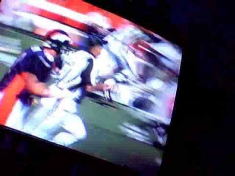 Brandon Stokley 87 Yard TD Game Winning Big Catch Broncos vs. Bengals Tipped WATCH NOW!!