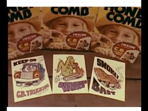 Honeycomb Cereal Bikers Commercial 1977 Youtube