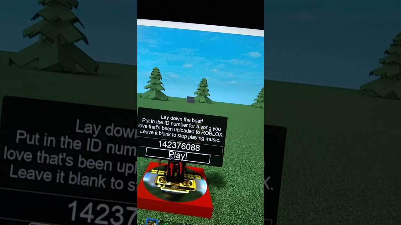 Would Look Perfect Roblox Id Code Roblox Id Take A Step Back