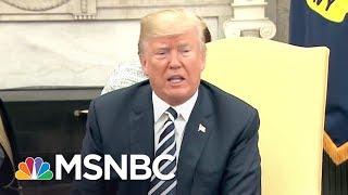 President Donald Trump Ignores All Caps Warning, Congratulates Vladimir Putin | All In | MSNBC