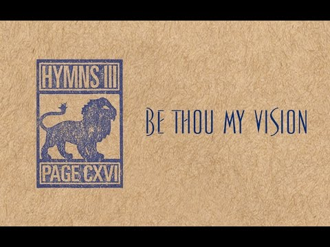 Be Thou My Vision - Page CXVI