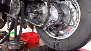 How to change Gear Box Oil - Honda Activa