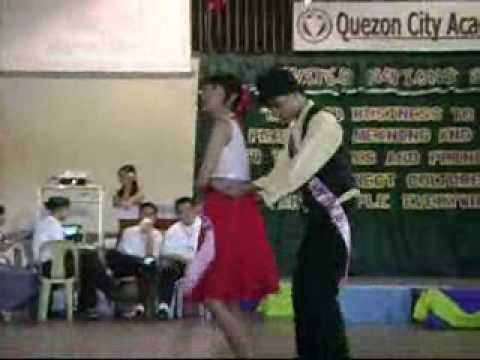 quezon city academy mr & ms u.n search 2008