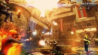 rise of the triad official 18 minutes gibbing in faku gameplay reveal