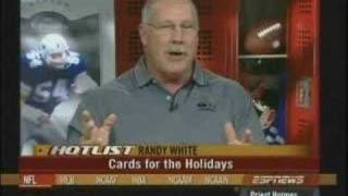 Donruss Thanksgiving Classic: Randy White Interview