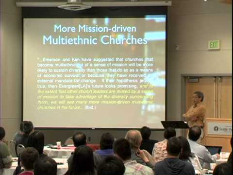 AAMP: Asian American Ministry and the Future
