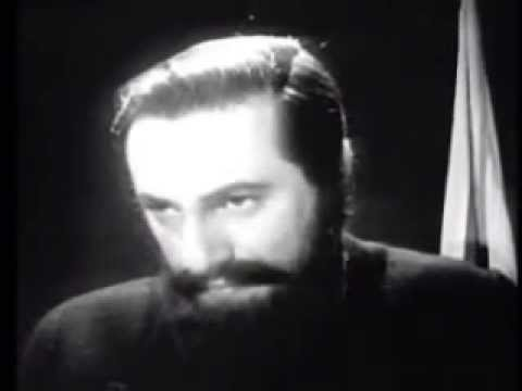 The Spielberg Jewish Film Archive - Theodor Herzl - A Living Portrait