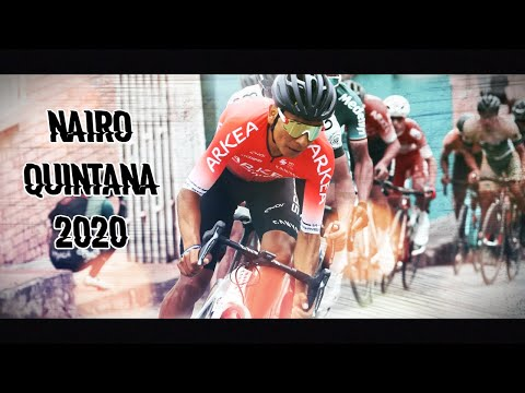 Nairo Quintana I The Return Of The Condor 2020