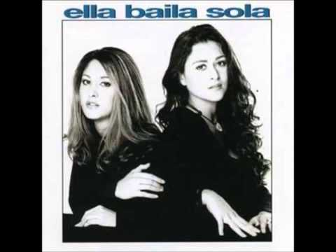 ELLA BAILA SOLA - CD FULL.