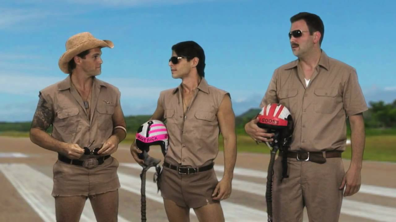 Youtube Gay Top Gun 11