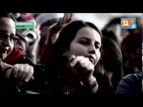 Julia Smith - A través de ti [Rock en Conce 2015]