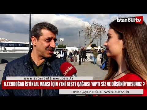R .T. Erdoğan İstiklal Marşı İçin Yeni Beste Çağrısı Yaptı Siz Ne Düşünüyorsunuz?