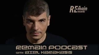 Remain Podcast 72 with Axel Karakasis