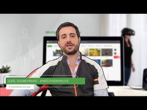 [vidéo] La rééducation en réalité virtuelle