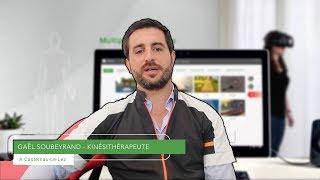 La rééducation fonctionnelle en réalité virtuelle avec KineQuantum