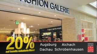 Rübsamen Mid Season Sale in der Citygalerie Augsburg Thumbnail